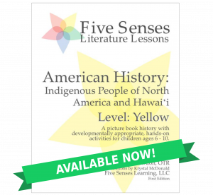 American History: Indigenous People of North America and Hawai'i #5SLL #5sensesLL #normalisoverrated #homeschool #homeschoofirstgrade #neurodiversehomeschooling #adhdhomeschooling #books